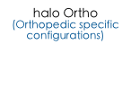 halo Ortho